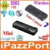 iPazzPort WIFI ,Voice input ,Andriod 4.04 OS, 1080P with 1GB Rom Smart TV Box