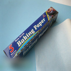 Double side silicone coated baking paper
