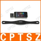 iPhone 4/ 4S / Android Cell Phone Controlled Wireless Heart Rate Monitor (1 x CR2032)