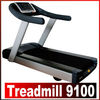 Liebao-9100 multifunction treadmill with motorized running machine
