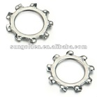 stainless steel extenal tooth lock washer factory
