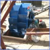 Round bucket sand washing machine of large capacity