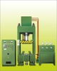 Magnetic wares forming hydraulic press