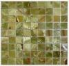 Dark Green Onyx Mosaic