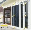 MODERN 80DC-6 Aluminum Glass Sliding Door