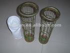 carbon steel filter cage for filter bag