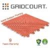 Outdoor Interlocking Sports Flooring