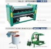 Plywood glue spreading machine/mix glue machinery/plywood overturning machine