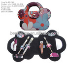 4PCS New Style Beauty Leather Manicure Set Nail Clipper Set