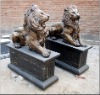 bronze lion statue(BS1130)