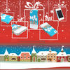 Christmas mobile phone case for iphone 5