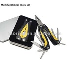 Pliers with multi tools