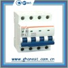HH61 4P mini circuit breaker MCB