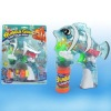 Fish bubble gun