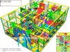 Attraction naughty castle jungle gyms