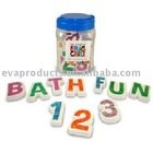 FOAM Bath Play Set