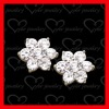 fashion jewelry manufacturer sterling silver 925 earring