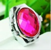 New Design Red Diamond Electronic Finger Ring Watches