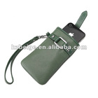 Leather Mobile Phone Bag