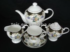 bone china coffee set&tea set