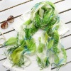 2012 green spring scarf
