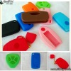 New arrival silicone rubber car key covers