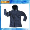 Girls' winter AC coated jacket girl's jacket