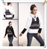lady fashion poncho coat