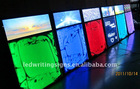LED Flashing Board with lightbox acrylic screen 12V outdoor