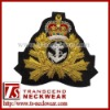 Embroidered Patches,Hand Embroidery Cap Badges,blazer badges