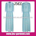 2012 1 piece women casual fashion dress/maxi dress manufacture