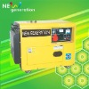 5kva air cooling silent generator set