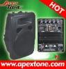 P3-8AMP Series Plastic Active Speaker and Profesional Sound Box