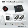 BCS-188A simple car alarm systems
