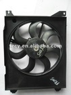 KIA OPTIMA CONDENSER FAN OEM:97730-0E500