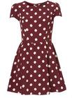 Polka-dot dresses