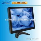 2012 the latest 10.4 inch LED back lighting lcd security monitor