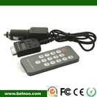 FM Transmitter & Remote control & Car charger