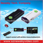 Hot selling!!! Mini size Google TV Cloud stick,Google android tv stick -- ADTV04U