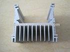 Aluminium radiator profiles