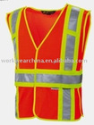 Hi Visibility Uniform Safety Vest