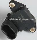 pressure sensor for flat