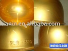 GOLD - Cap Style - G01 / Aluminum Hard hat /