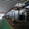 tailormade industrial spray booth/powder coating line