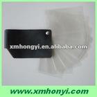 10 pockets pvc name card holder