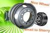 heavy truck wheels 24.5X8.25