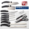 16PCS Knife Set,Kitchen Knife,Stainless Steel Knife