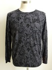 wool worsted printing woolen sweater