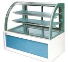 glass door pastry counters