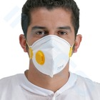 FFP1/FFP2 respirator mask